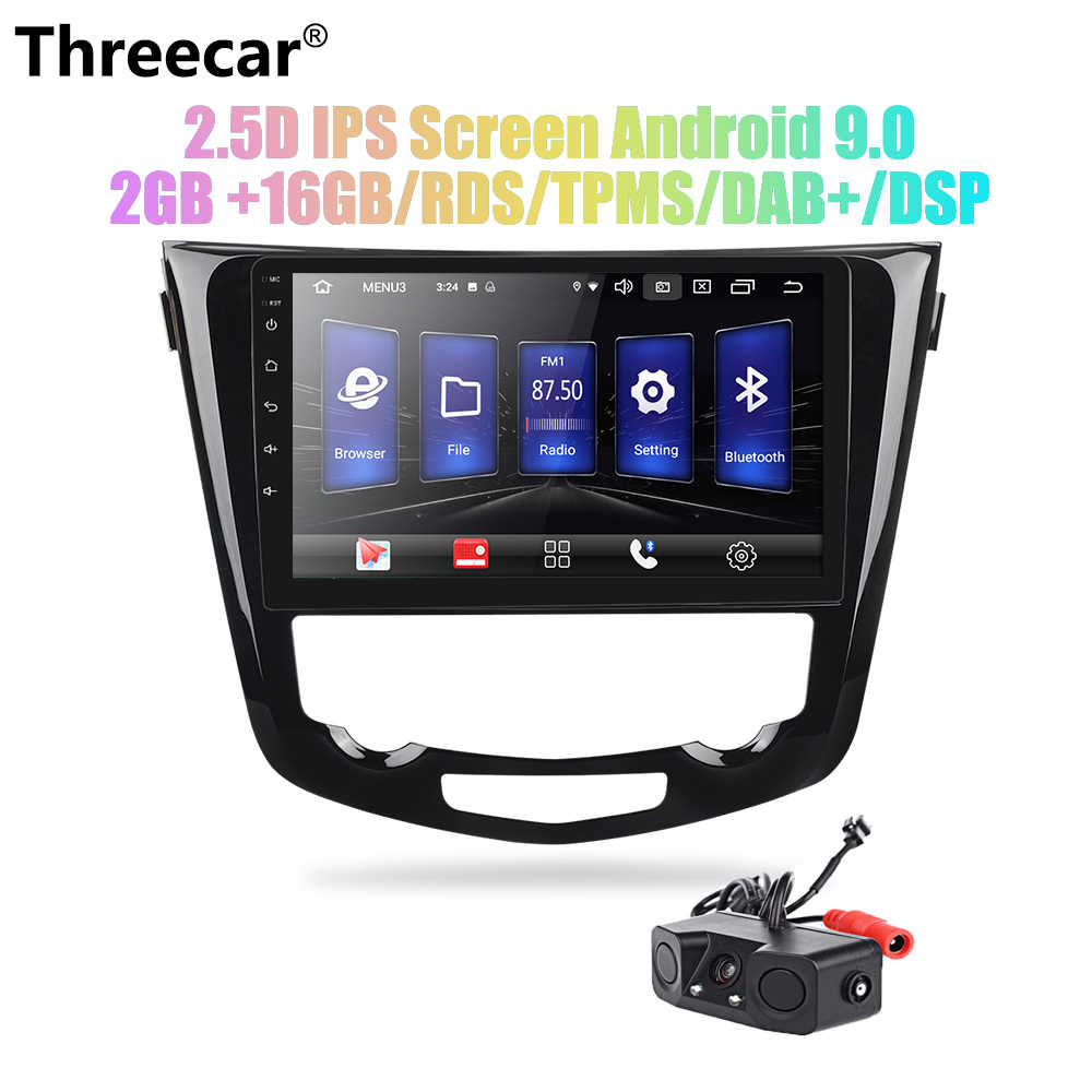 10 android 9 0 2 din автомобильный компактный мини радио 2.5D ips экран gps навигацией Wi Fi для