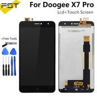 Doogee-teléfono inteligente X7 X7 Pro  pantalla LCD + pantalla táctil  montaje del digitalizador de pantalla de 6 0 pulgadas  repuesto con herramientas para Doogee X7 X7 Pro