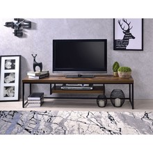 Modern TV Stand Two Layers Living Room Furniture US Warehouse TV Tables Home Furniture
