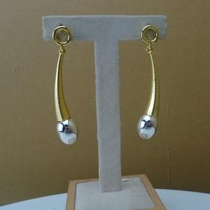 Image 3 - Yuminglai Dubai Gold Jewlery Sets for Women Unique Simple Designs FHK9058