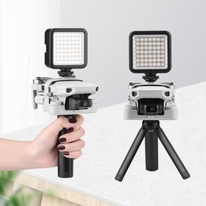Image 2 - Trípode de mano para DJI Mavic Mini/Mavic Mini 2, cardán, estabilizador de mano, soporte de Cámara de Acción, accesorios para trípode