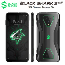 Global Version Xiaomi Black Shark 3 Pro 5G Mobile Phone 7.1