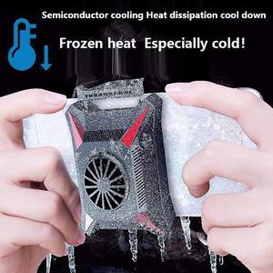 Image 5 - Мобильный телефон охладитель для смартфонов Android Huawei Xiaomi Sumsung iPhone Case PUBG, Охлаждающий радиатор температуры при падении