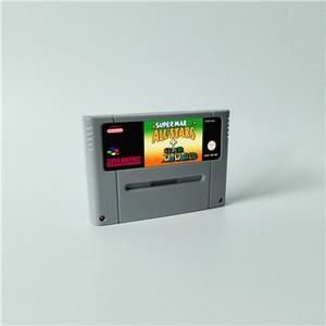 Image 2 - Super Marioed Worldทั้งหมดดาว 2D Land Omegaกลับไดโนเสาร์ 3x เกมRPGการ์ดEURรุ่นแบตเตอรี่บันทึก