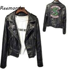 Riverdale Women Jacket Coat South Side Serpents Riverdale So