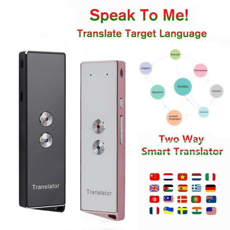 Traduction instantanée intelligente traducteur en temps réel pour les langues linguistiques MUAMA Enence