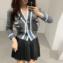 Autumn Winter Woman Korean Elegant Sweater Woman Sweater Lon