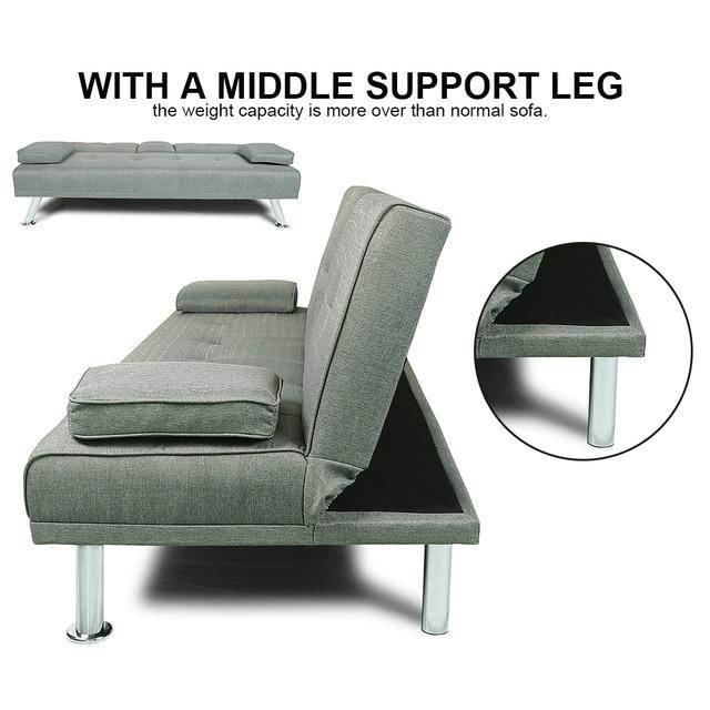 Modern Fabric Sofa  5