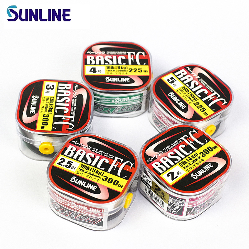 Carbon-Fiber Fishing-Line Anti-Biting Silk Basic-Fc Strong-Pull Wear-Resistant Raw Imported title=