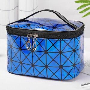 Fashion Laser Make Up Bag Orga