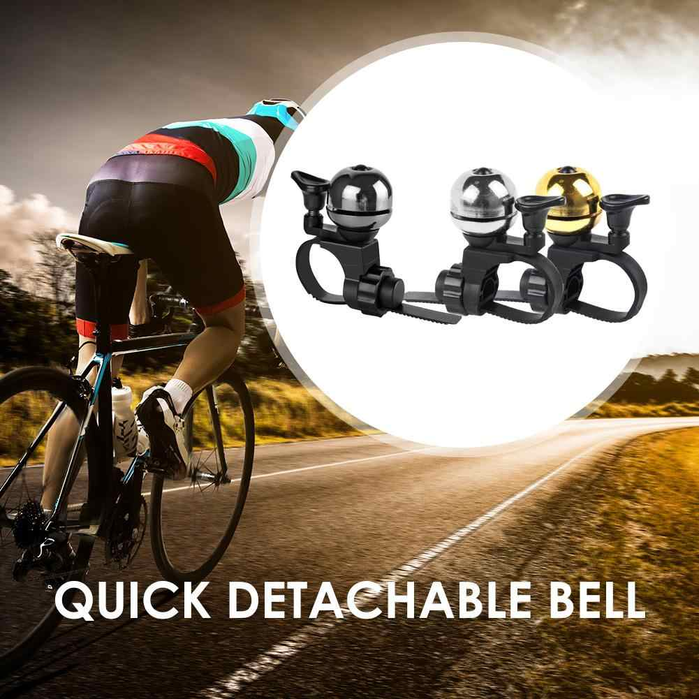 Retro Mountain Bike Kids Bicycle Copper Cycling Handlebar Horn Alarm Bell New