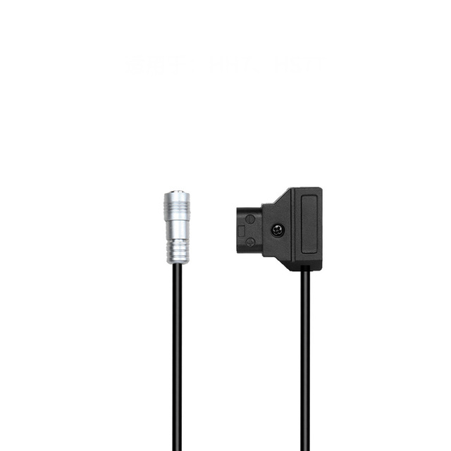 IKAN PortKeys BM5 BM7 HH7 HS7T Monitor Power Kabel, XS6 4 Pin female Plug naar D tap