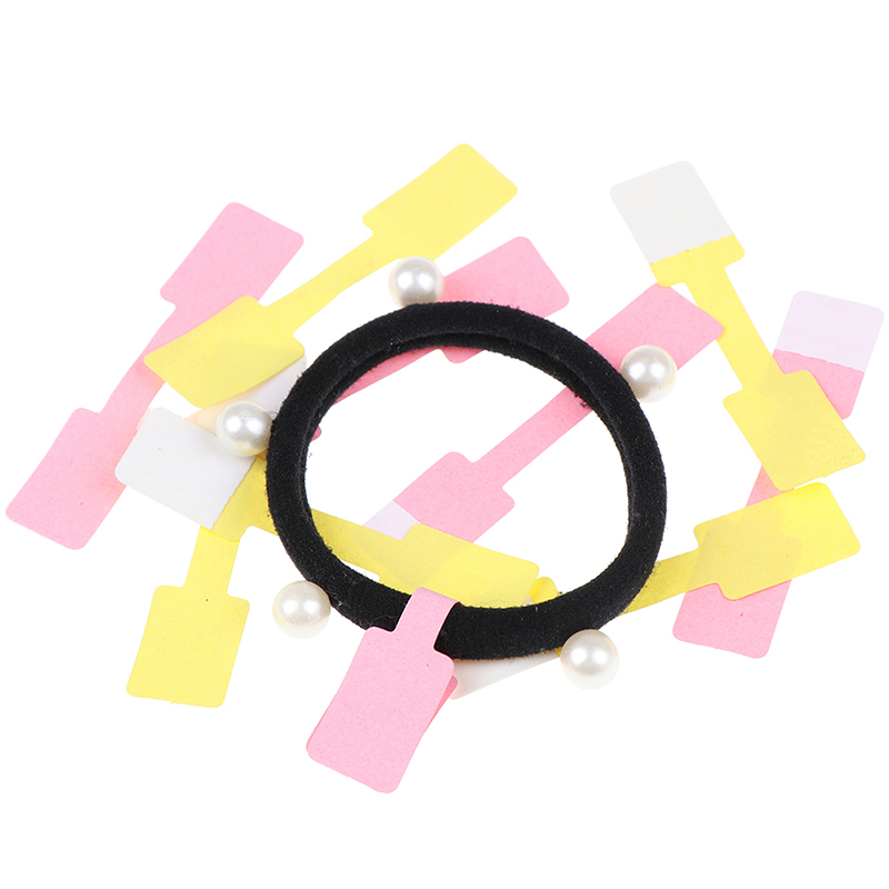 100pcs Jewelry Price Tag Jewelry Display Card Labels  For Necklace Ring Jewelry Price Labels Tags Display Paper Price Tags