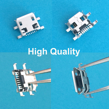 2PCS For LG Nexus 5 D820 D821 Nitro HD P930 Optimus 3D P920 USB Charging Port Connector Plug Jack Socket Dock image