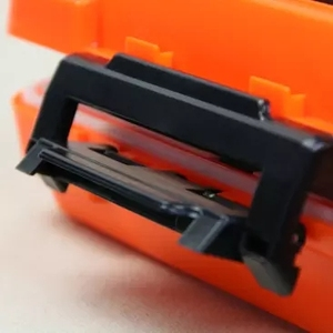 Image 2 - يوكس متعددة وظيفة خطاف الصيد اكسسوارات مجموعة مزدوجة قفل مشبك للماء معدات صيد الأسماك مجموعة خطاف الصيد صندوق صيد