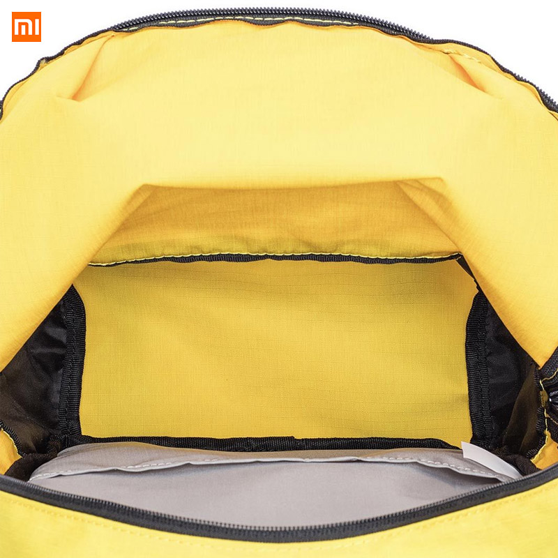 New Original Xiaomi Backpack 10L Bag Urban Leisure Sports Chest Pack Bags Light Weight Small Size Shoulder Unisex Rucksack 3