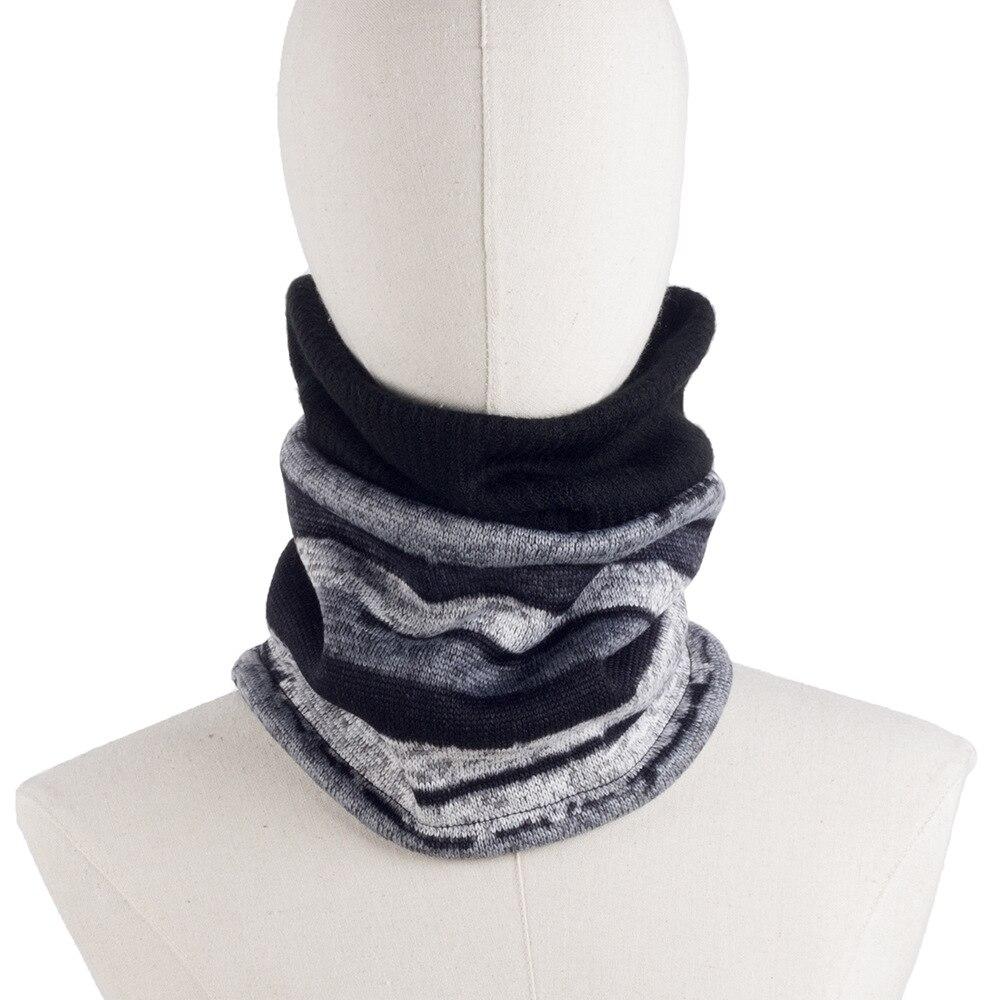 Tube Scarf Headwear Neck-Warmer Multifunctional Winter Cap Gaiter Men For Activities