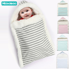Medoboo Baby Stroller Sleeping Bag Newborns Envelope for Discharge Diaper Cocoon Maternity Hospital Kit