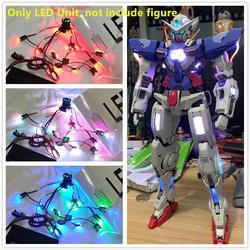 MJH m.j.h цветной светодиодный пульт дистанционного управления для Bandai PG 1/60 GN-001 EXIA Gundam DM033