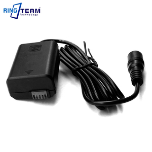 Image 5 - AC Power Adapter AC PW20 PW20 PW20AM for Sony Alpha 3 5 7 A7 A7ii A7S A7R NEX A33 A55 A65 A5000 A6000 A6300 A6500 A7000 Cameras