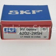 Радиальный шарикоподшипник SKF 6202-2RSH 15 мм X 35 мм X 11 мм