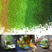 5g 20color Artificial Moss Plant Grass Powder Sand Building Micro Landscape Deco Nylon Epoxy Resin Filling For DIY Jewelry Craft