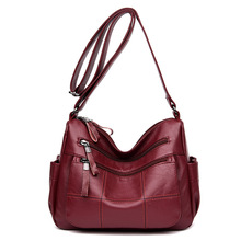сумка женская Bags for Women 2020 Free Shipping Bag Sac Femme PU Leather Shoulder Bag Single Messenger Bags Bolsos Sacoche Femme цена 2017