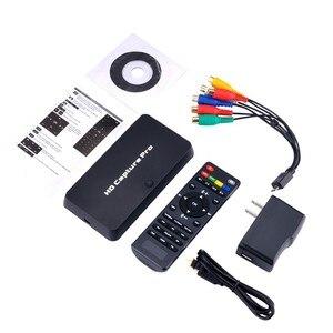 Ezcap295 видео HD захват Pro USB 2,0 1080P аудио рекордер коробка видеокамера компьютерная консоль компоненты для PS4/PS3/Xbox One/360