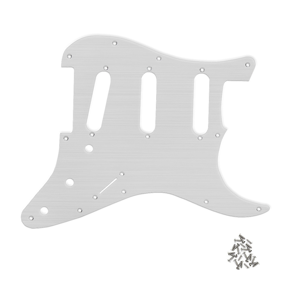 Cavity-Cover Pickguard Electric-Guitar-Accessories Strat Standard-Guitar for American