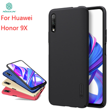 For Huawei Honor 9x Case Cover NILLKIN Fitted Cases High Quality Super Frosted Shield