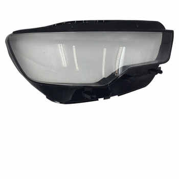 For Audi A6L C7 2013-2015 lens Transparent shell Front headlights headlights glass lamp shade shell lamp cover transparent masks - DISCOUNT ITEM  15 OFF Automobiles & Motorcycles
