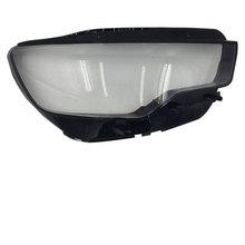 Frente faróis faróis de vidro máscara de lâmpada tampa da lâmpada shell transparente A6L C7 máscaras Para Audi 2013 2015