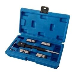 5 sztuka wtryskiwacz Seat Cutter Remover narzędzie do usuwania zestaw w Dysze spawalnicze od Narzędzia na