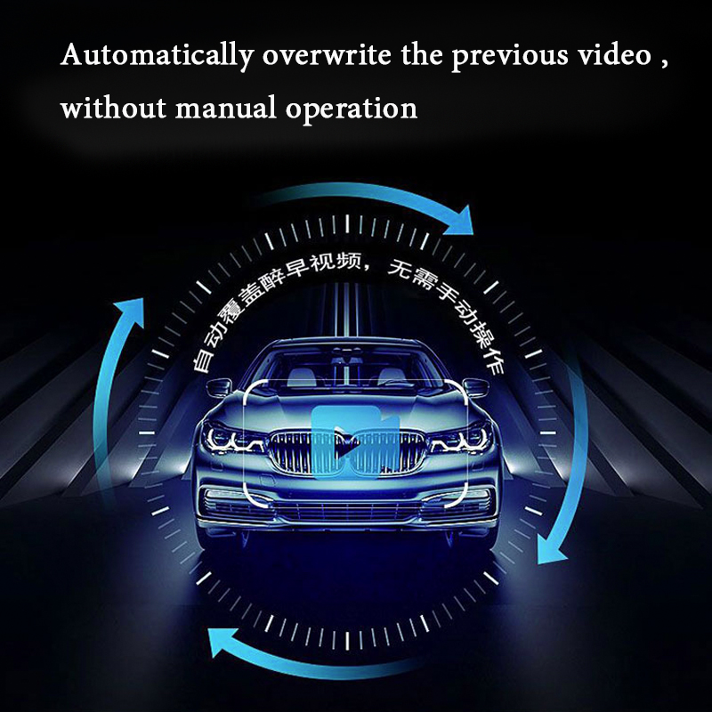 For 3 G20 7 2018~2020 Car Road Record WiFi DVR Dash Camera Driving Video Recorder gjgj