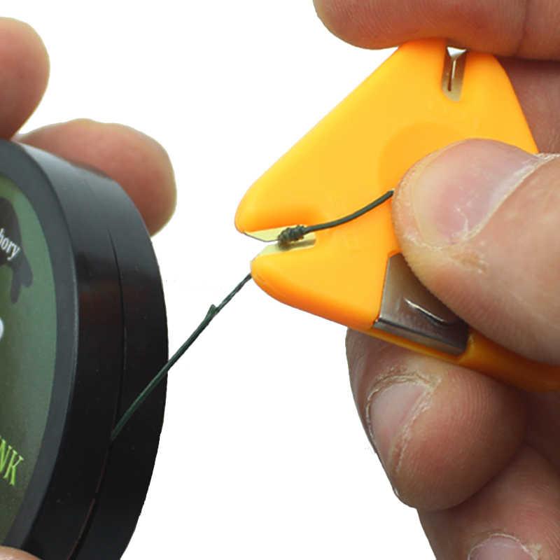 1 Uds accesorios de pesca de carpa Set Multi herramienta aparejo de carpa herramienta de fabricación aparejo carpa terminal haciendo comedero grueso equipo de pesca
