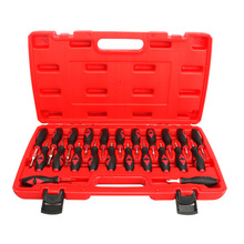 23 Stks/set Universele Automotive Terminal Release Removal Tool Remover Kit Auto Elektrische Bedrading Crimp Connector Pin Extractor Kit