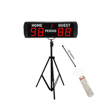 High quality portable digital score board led game scoreboard for sports