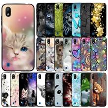 Phone Case For ZTE Blade A7 2019 6.09 Inch Soft Tpu Bumper Protective C