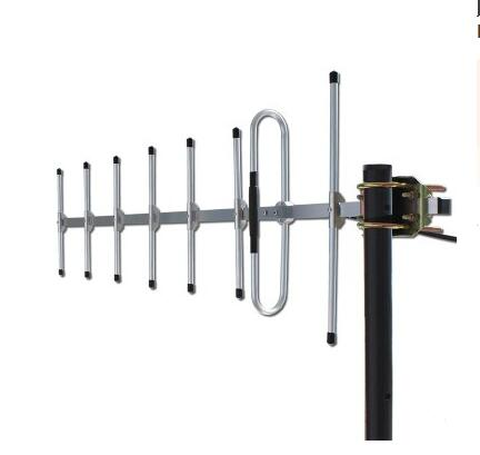 HAM Radio 435M High Gain Yagi Antenna 10elements 400-470MHz Repeater Yagi Antenna N Female UHF Yagi Station Antenna