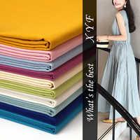50x140 см Натуральная льняная хлопчатобумажная ткань для вышивки игл лоскутное Costura Tissus ленты для вышивания Платье своими руками одежда