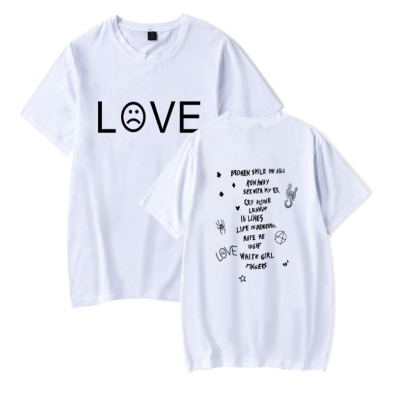 I Love Hip Hop Short-Sleeves Cotton Infant T-Shirt Girl