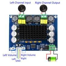 最新トップ品質 TPA3116D2 D2 120 ワット + 120 ワットデジタルパワーアンプ基板デュアルチャンネル DC12 26V オーディオアンプボード