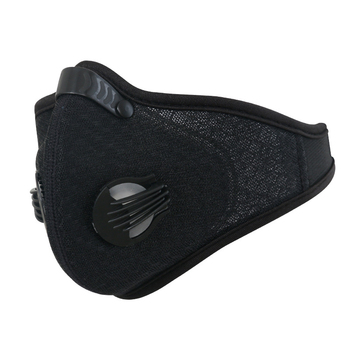 Cycling Mask With Filter Activated Carbon PM 2.5 Anti-Pollution Running Cycling Mask respirator  Anti-Pollution Mask for cough