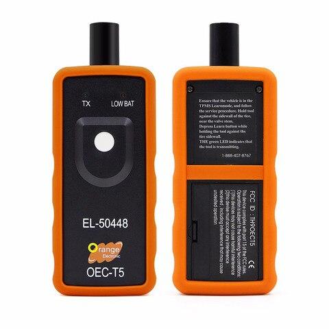 For GM/Opel Auto TPMS Reset Tool OEC-T5 EL50448 EL 50448 Automotive Tire Pressure Monitor Sensor Tool For GM Series Vehicle Lahore