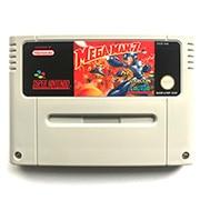 Mega Man 7 16 bity gry cartidge dla pal konsoli