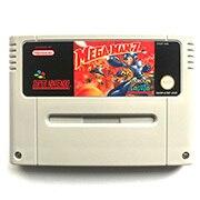 Mega Man 7 16bit console di gioco cartuccia per pal