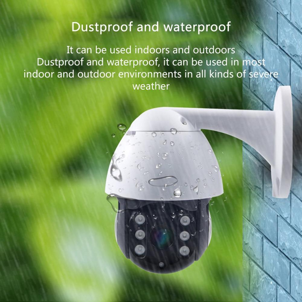 Human Tracking Cctv Camera Outdoor 1080P Dome Ptz Surveillance Camera Seguridad Ip Wifi Exterior Home Security Camera