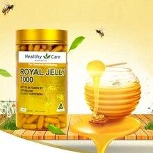 Австралия забота о здоровье качество маточное желе 365 шапки улучшение здоровья добавка белки Липиды гормоны 10-HDA