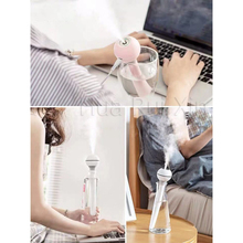 Donut humidifier small charge home wireless air conditioning room foggy mute bedroom pregnant woman baby car portable aromat