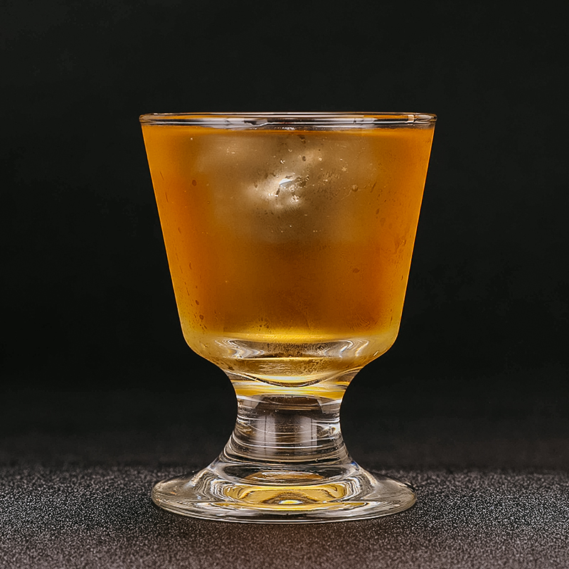 100-200ML Goblet Absinthe Glass Vodka Cocktail Wine Glass Cup Ivory Spoon Special Cup Whisky Bar Bartender Drink Cup Glassware image